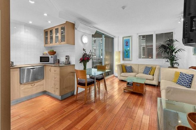 Picture of 301/160 Roma Street, BRISBANE CITY QLD 4000