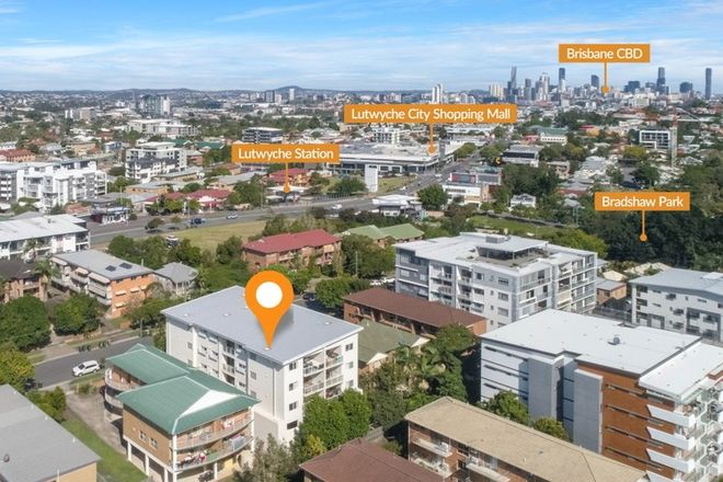 Picture of 11/66 Lamington Avenue, LUTWYCHE QLD 4030