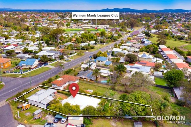 Picture of 15 Wondall Road, WYNNUM WEST QLD 4178