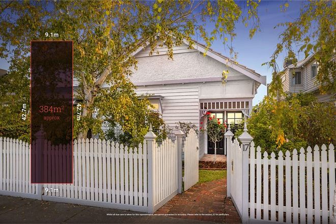 Picture of 17 Capulet Street, MOONEE PONDS VIC 3039