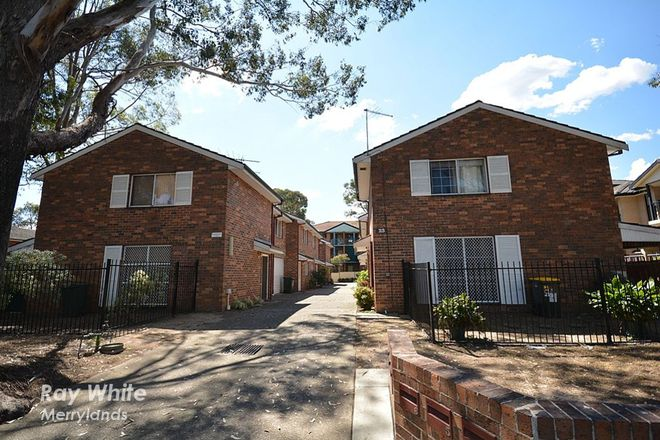 Picture of 8/23 Todd Street, MERRYLANDS NSW 2160