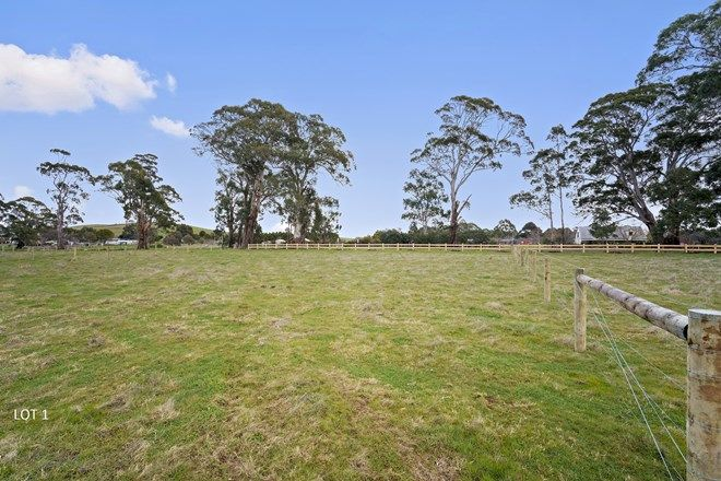 Picture of Lot 1/764 Daylesford Malmsbury Road, GLENLYON VIC 3461
