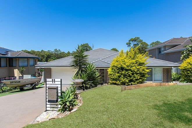 Picture of 11 Halyard Way, BELMONT NSW 2280