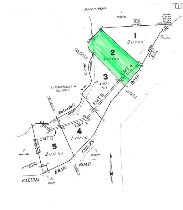 LOT 2 Chicks Road, Paluma QLD 4816, Image 1