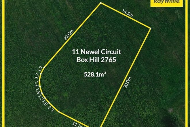 Picture of 11 Newell Circut, BOX HILL NSW 2765