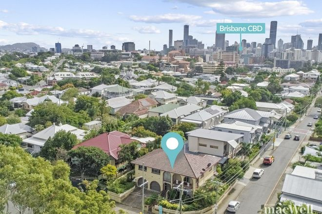 Picture of 108 Park Road, WOOLLOONGABBA QLD 4102