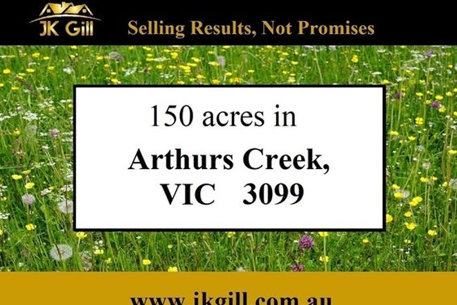 Picture of ARTHURS CREEK VIC 3099
