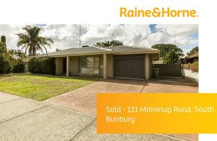 Picture of 131 Minninup Road, South Bunbury WA 6230