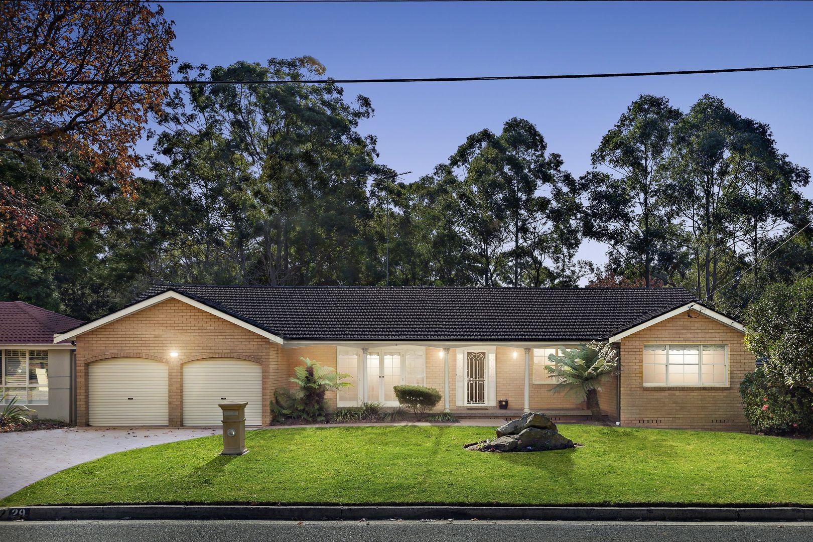 29 Norwood Avenue, Beecroft NSW 2119, Image 0