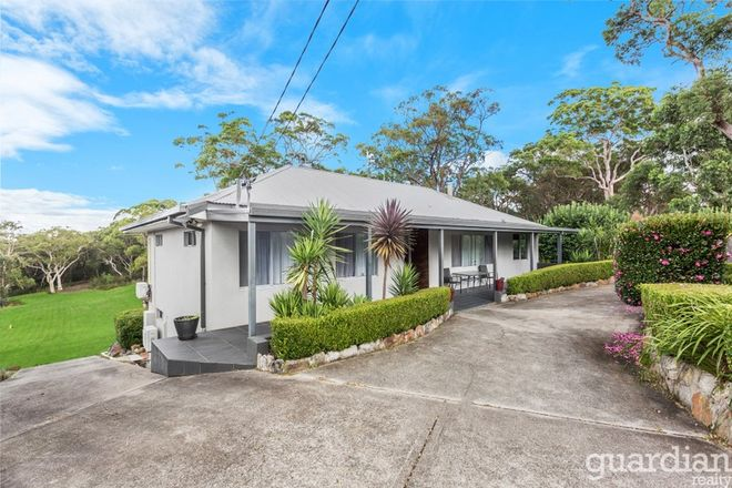 Picture of 24 Bay Road, ARCADIA NSW 2159