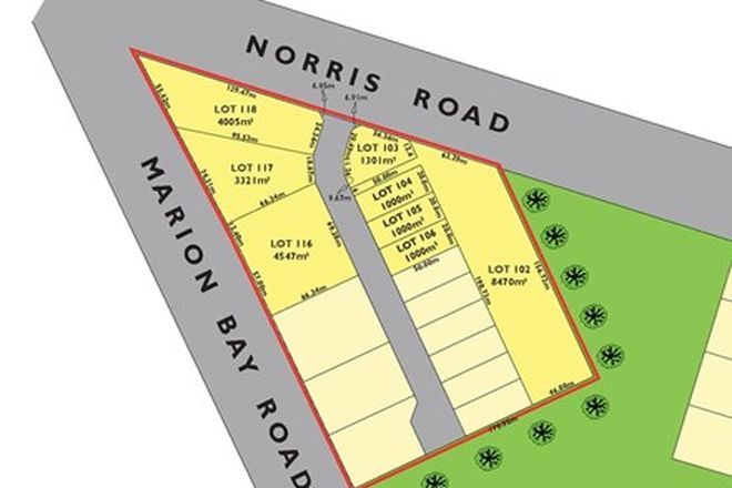 Picture of 2 Norris Road, MARION BAY SA 5575