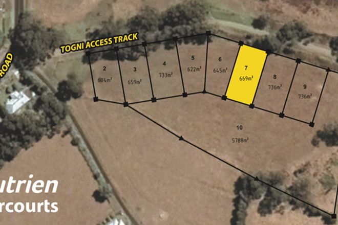 Picture of Lot 7/6-22 Togni Access Rd, TIMBOON VIC 3268