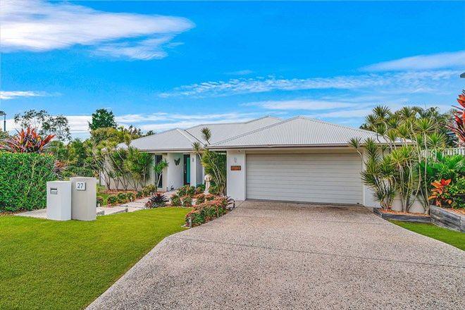 Picture of 27 Scenic Crescent, COOMERA QLD 4209