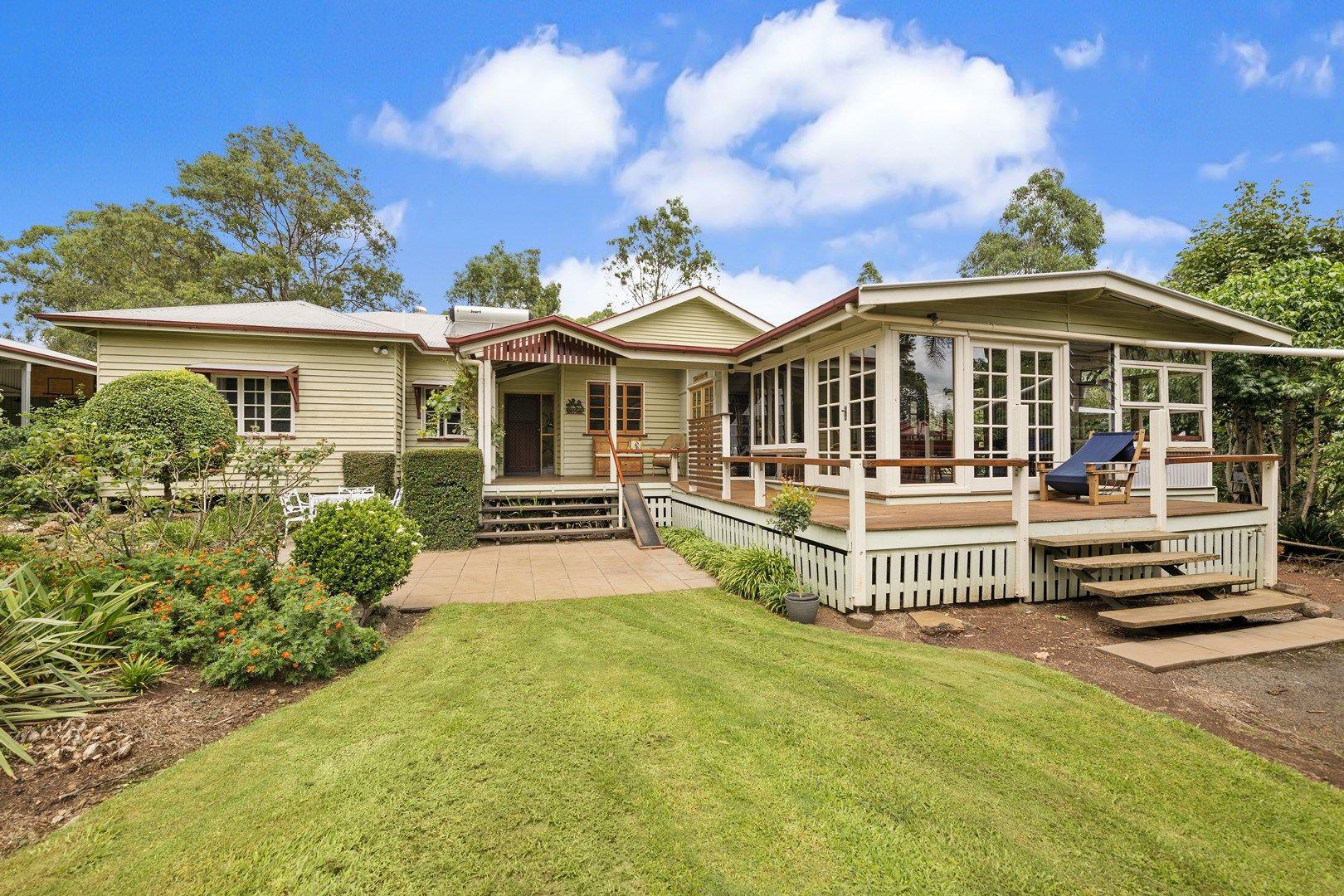 'Umbracarn' 46 Connolly Road, Geham QLD 4352, Image 0