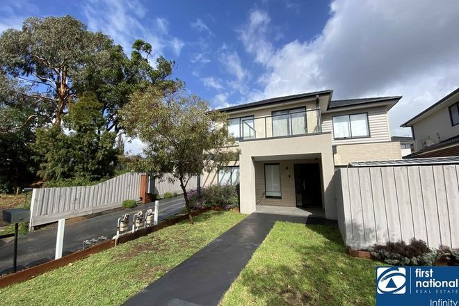 Picture of 1/18 Nonna Street, OAKLEIGH EAST VIC 3166