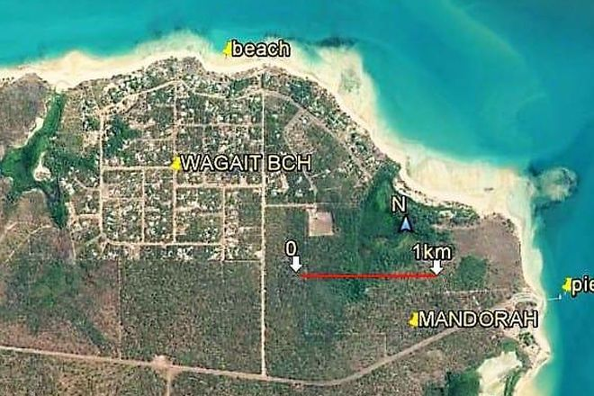 Picture of 43 Forsyth Road, WAGAIT BEACH NT 0822