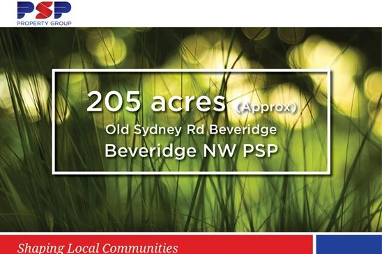 Picture of OLD SYDNEY ROAD, BEVERIDGE VIC 3753