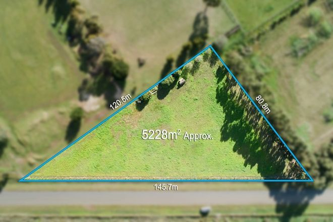Picture of 41 Thoona  Lane, FYANSFORD VIC 3218