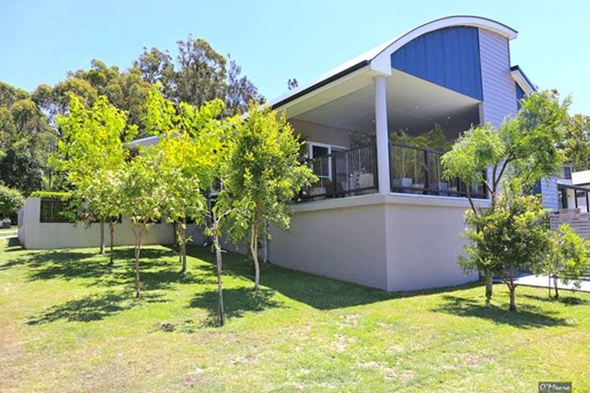 Picture of 53 Cromarty Bay Road, SOLDIERS POINT NSW 2317