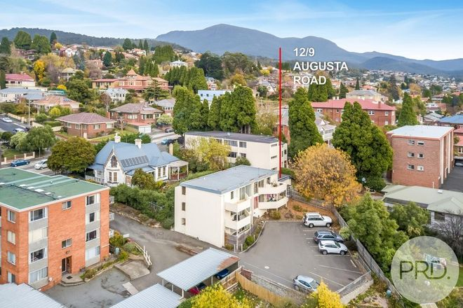 Picture of 12/9 Augusta Road, NEW TOWN TAS 7008