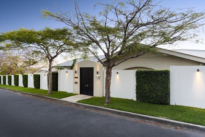 Picture of 20 Eldernell Terrace, HAMILTON QLD 4007