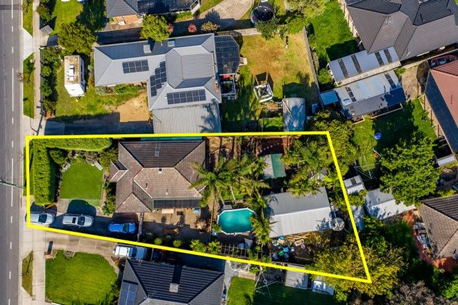 Picture of 45 Baxter-Tooradin Road, BAXTER VIC 3911