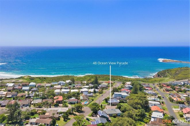 Picture of 48 Ocean View Parade, CAVES BEACH NSW 2281