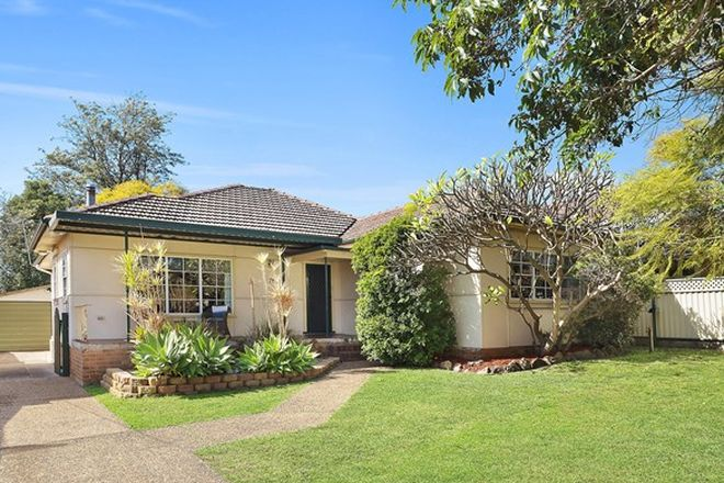Picture of 19 Alto Street, SOUTH WENTWORTHVILLE NSW 2145