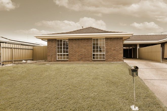 Picture of 8 Douglas Avenue, HILLCREST SA 5086