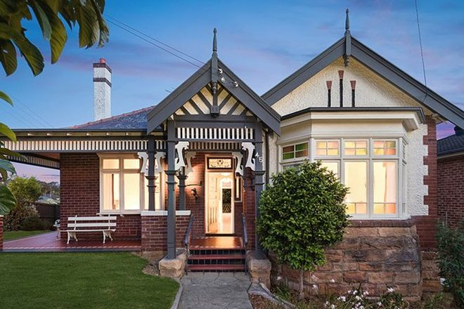 Picture of 45 Terry Road, WEST RYDE NSW 2114