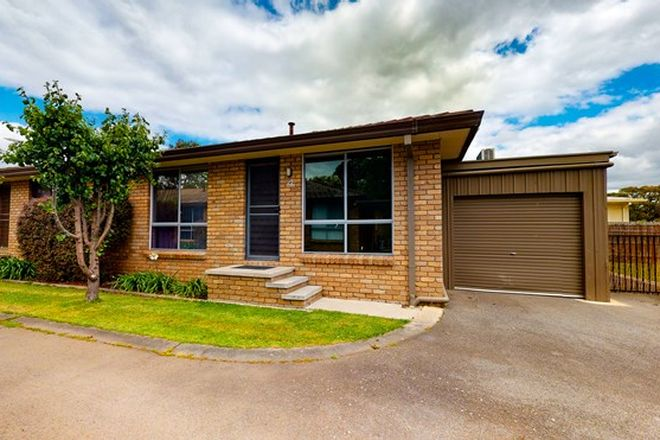 Picture of 4/23 Davidson Street, TRARALGON VIC 3844