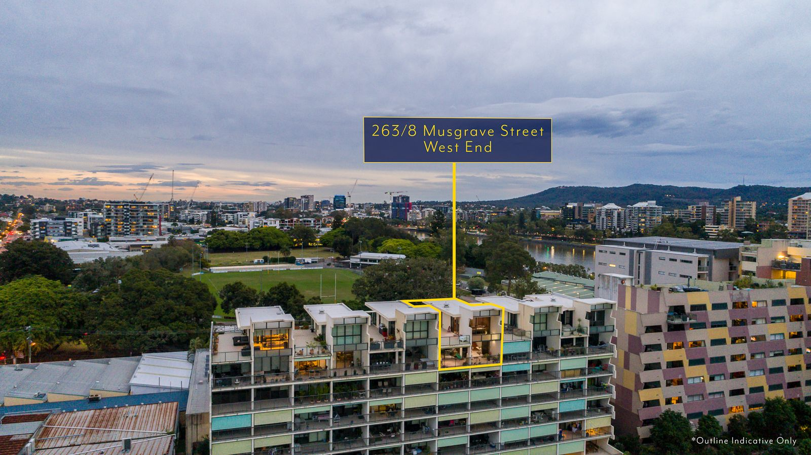 263/8 Musgrave Street, West End QLD 4101, Image 1