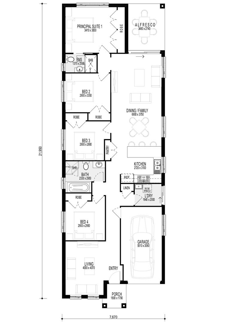 Lot 9 Mciver Avenue, Middleton Grange NSW 2171, Image 1