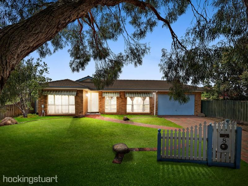 8 Lara Place, Melton West VIC 3337, Image 0