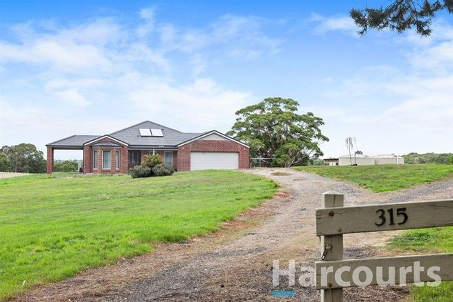 Picture of 315 Flemings Road, GRENVILLE VIC 3352