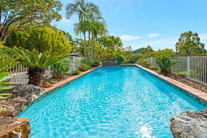 Picture of 199 Little Nerang Road, MUDGEERABA QLD 4213