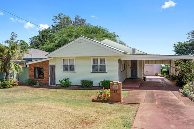 Picture of 11 Dunne Street, HARRISTOWN QLD 4350