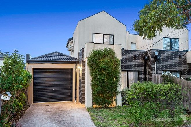Picture of 2/6 Baird Street, MAIDSTONE VIC 3012