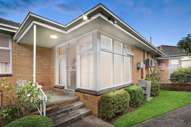 Picture of 2/33 Logan Street, CANTERBURY VIC 3126
