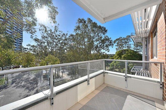 Picture of 45/24 Walker Street, RHODES NSW 2138