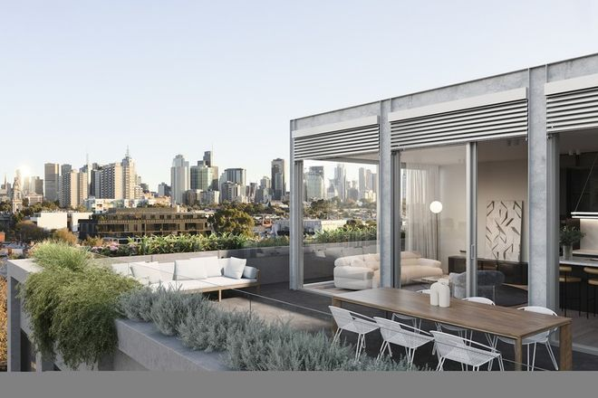 Picture of 6.02/341 George Street, FITZROY VIC 3065