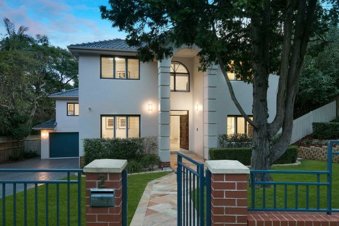 Picture of 2 Thomas Avenue, ROSEVILLE NSW 2069