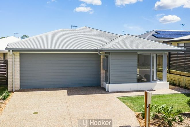 Picture of 6 Spencer Way, PARK RIDGE QLD 4125