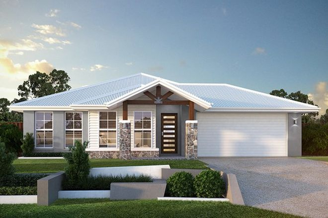 Picture of LOT 57 MONTEPAONE AVENUE 'BELLE EDEN ESTATE', ASHFIELD QLD 4670