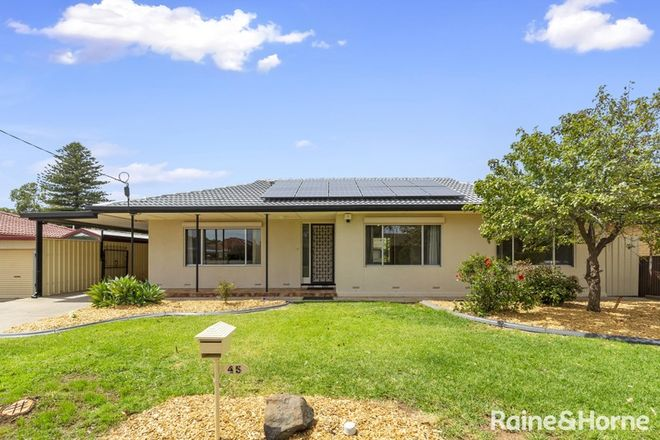 Picture of 45 Trenton Terrace, POORAKA SA 5095