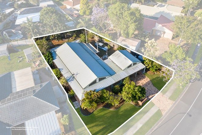 Picture of 16 Edenlea Drive, MEADOWBROOK QLD 4131
