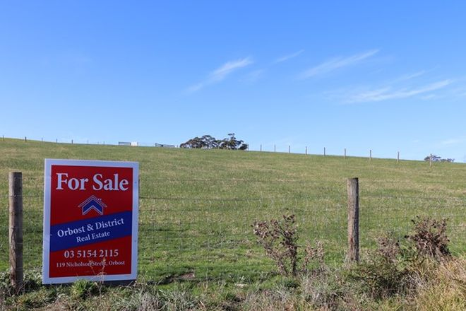 Picture of 00 MAJORS  CREEK ROAD, ORBOST VIC 3888