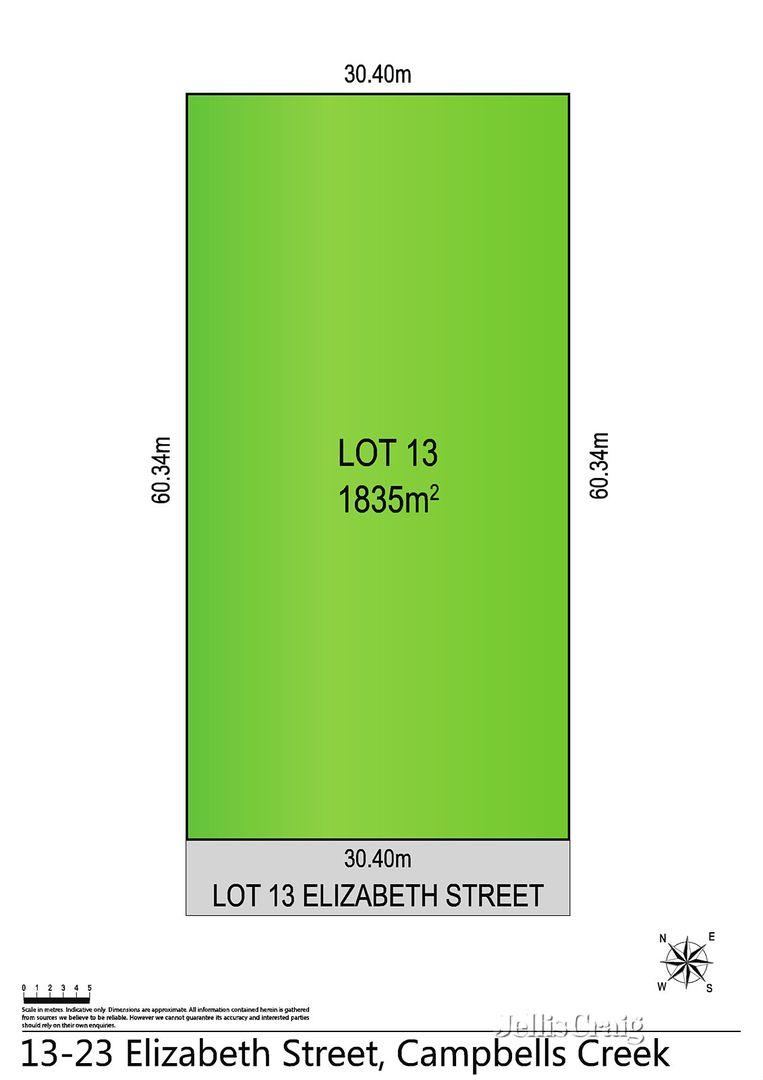 13 - 23 Elizabeth Street, Campbells Creek VIC 3451, Image 2