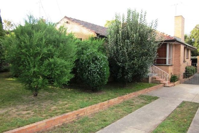 Picture of 53 Erskine Road, MACLEOD VIC 3085
