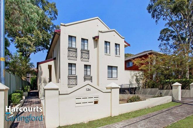 Picture of 6/124 Railway Street, GRANVILLE NSW 2142